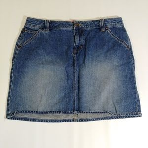 Personal Identity Skirt Denim Jean Size 13